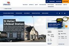 RNLI закрывает станцию Джерси после раскола угрозы